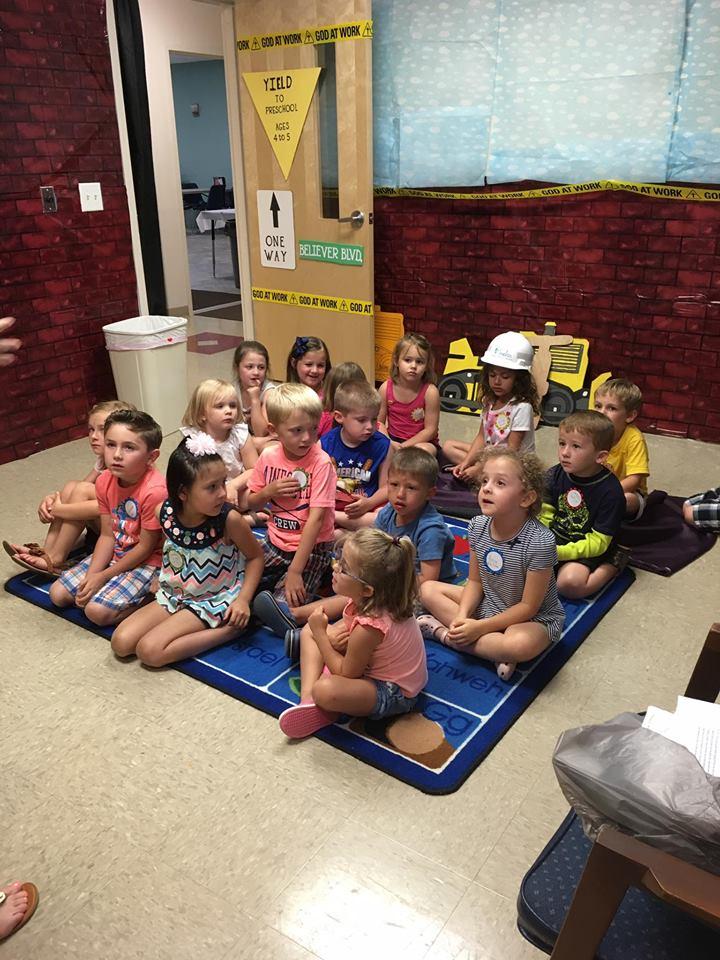 VBS Classroom